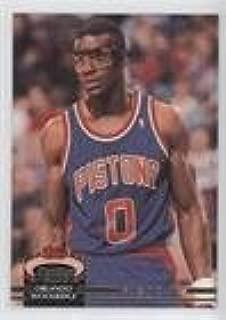 Orlando Woolridge (Basketball Card) 1992-93 Topps Stadium Club - [Base] #92