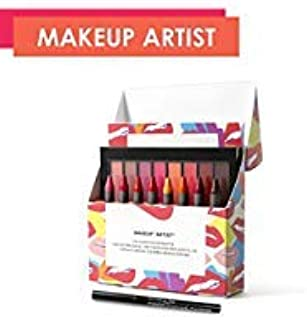 Maybelline New York Limited-Edition Fundles Makeup Artist w/ Lip Studio, Eyestudio Master Precise All Day Eyeliner, Famous Fundles Coloring Book and Color Palette Crayons