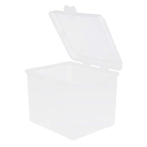 SM SunniMix Caja de Plástico para Almacenamiento de Faros Delanteros, Organizador de Estuches con Soporte para Luces de Cabeza Profesional para Al Aire Libre