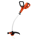 Shop BLACK+DECKER 7.5-Amp 14-in Corded Electric String Trimmer and Edger at Lowes.com