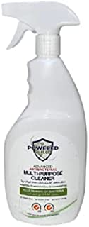 Powered Shield Multi-purpose Cleaner 750ML - Kills 99.999% of Bacteria (Pack of 3 + 1 FREE) - PSMULCLE750ML