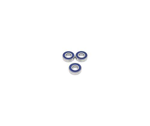 Compatible avec/Remplacement pour 750 GSXR-88/95 / 1100 GSXR-89/98 / 900 RF-94/98 - KIT ROULEMENTS DE ROUE AVANT-25-1251