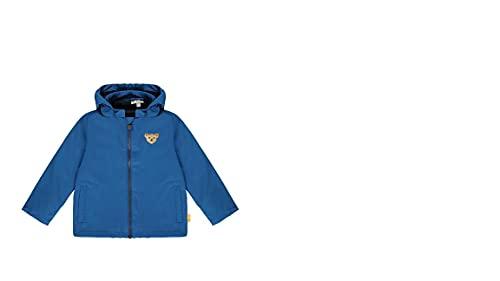 Steiff SOFTSHELLJACKE, blau (skydiver) L002013308 gr.110