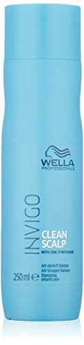 Wella Professionals Invigo Balance Clean scalp - Anti-Schuppen-Shampoo, 250 ml