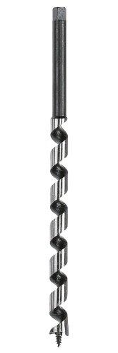 Wolfcraft 7668010 broca para vigas PACK 1, silverware, 8x400mm