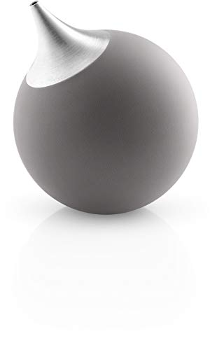 EVA SOLO | Seifenspender | Silikon, Kunststoff und Edelstahl | Elephant Grey