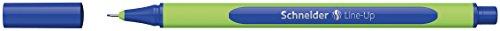 SCHNEIDER Schreibgeräte Fineliner Line-Up, 0, 4 mm, Lapis-Blue