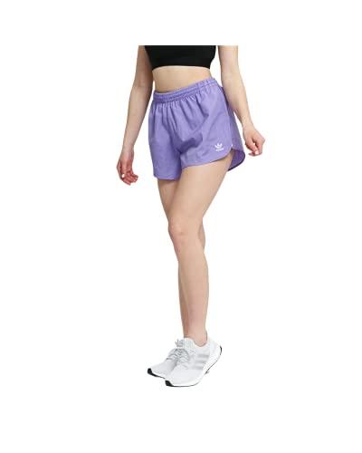 adidas 3STR shorts (1/4), light purple, 38 Womens