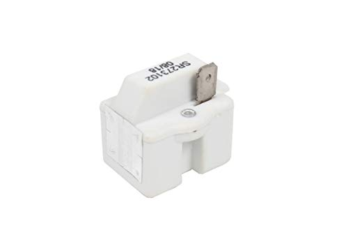 Whirlpool Relay and Overload for Single Door Refrigerator (Genuine)