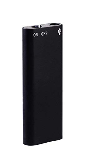 MatLogix 8GB Hidden Inbuilt Audio/Voice Recorder MP3 with Earphones