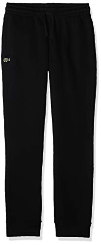 Lacoste Sport Jungen XJ9476 Sporthose, Schwarz (Noir), 4 Jahre (Herstellergröße: 4A)