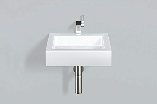 Alape Waschtisch WT.QS450H Weiß