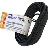 Skymaster Cable telefónico (4 hilos, 10 m)