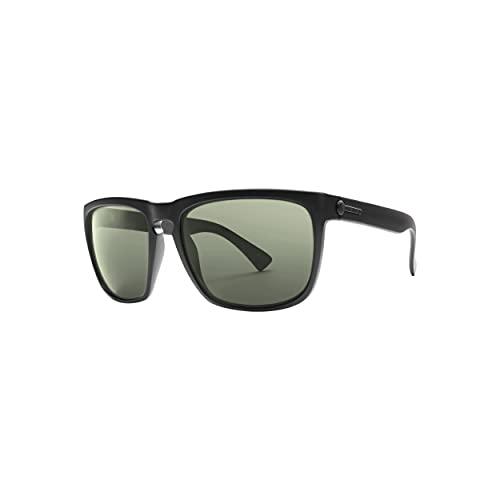 Electric - Knoxville XL, Sunglasses, Matte Black Frame, Grey Polarized Lenses