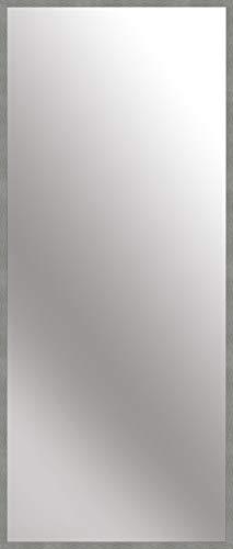 Nielsen Home Wandspiegel Star, Grau matt, Aluminium, ca. 70x170 cm