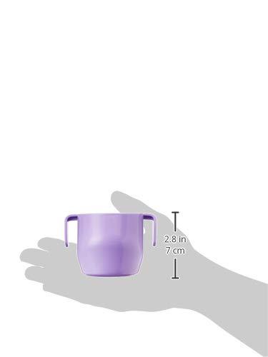 Doidy Cup 10111 der gesunde Trinklernbecher, flieder - 4