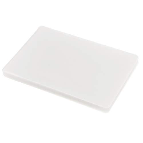 50 Stück glänzender Laminierfilm 100 Mikron, Dokumentenpapier Foto-Schutzfolie, 3-8 Zoll - klar 5 Zoll