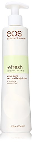 Refresh Active Care Cucumber Body Lotion-12 OZ by EOS