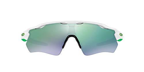 Oakley Herren Radar Ev Path 920848 Sportbrille, Weiß (Polished White), 1