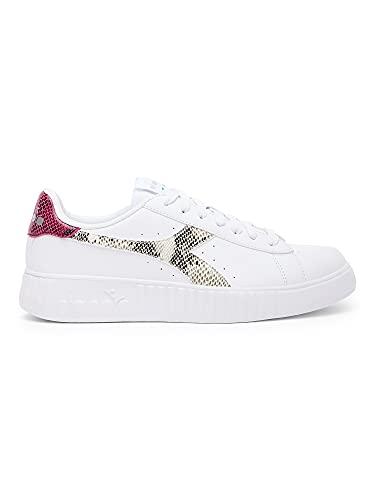Diadora - Sneakers Game P Step Reptile per Donna (EU 40.5)