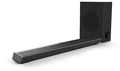 Philips Performance TAPB603 3.1 CH 320 W Dolby Atmos Soundbar with Wireless Subwoofer, Optical Input and HDMI ARC