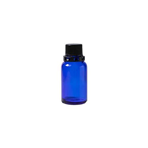 生活の木 青色ガラス容器(植物油用)30ml