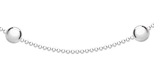 Tuscany Silver 8.11.6653 - Collar de plata de ley (925/1000), 4o cm