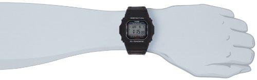 『[カシオ] 腕時計 ジーショック ソーラー G-5600E-1JF ブラック』の5枚目の画像