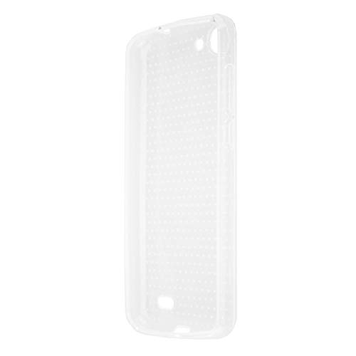 caseroxx TPU-Hülle für Oukitel K4000 Plus, Handy Hülle Tasche (TPU-Hülle in transparent)
