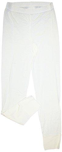 Wellvitex Zink+ Kinder Funktionsunterwäsche Basel Unterhose und Leggings, Natur, 92