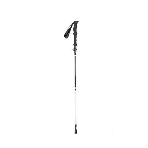 Shengyang, Polos de Senderismo Plegables, Polos de Trekking Altura Ajustable multifuncionales para Caminar, Practicar Senderismo, Caminar, mochilero y Raquetas de Nieve