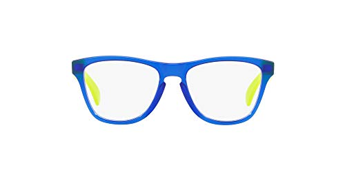 Oakley 0OY8009 Monturas de Gafas, Polished Sea Glass, 50 para Hombre