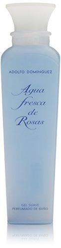 Adolfo Domínguez - Gel de ducha Agua fresca de Rosas, 500 ml
