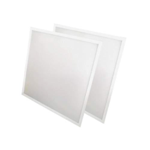Dalle LED 60x60 60W BLANC (Pack de 2) - Blanc Froid 6000K - 8000K
