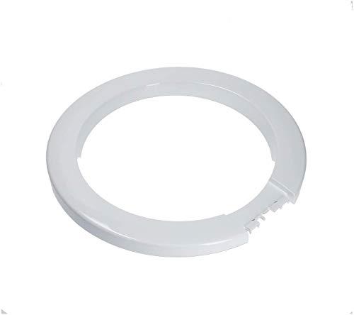 Anillo de la Puerta Marco de la Ventana Fuera de la Lavadora Blanca AEG Electrolux 110825200