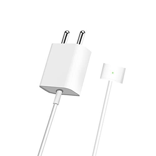 ANLION Compatible con cargador Mac Pro, fuente de alimentación de CA de 60 W, cargador magnético con punta en T, adecuado para Mac Pro Air Mid 2012, 2013, 2014, 2015 de 13 'modelos A1425 A1435
