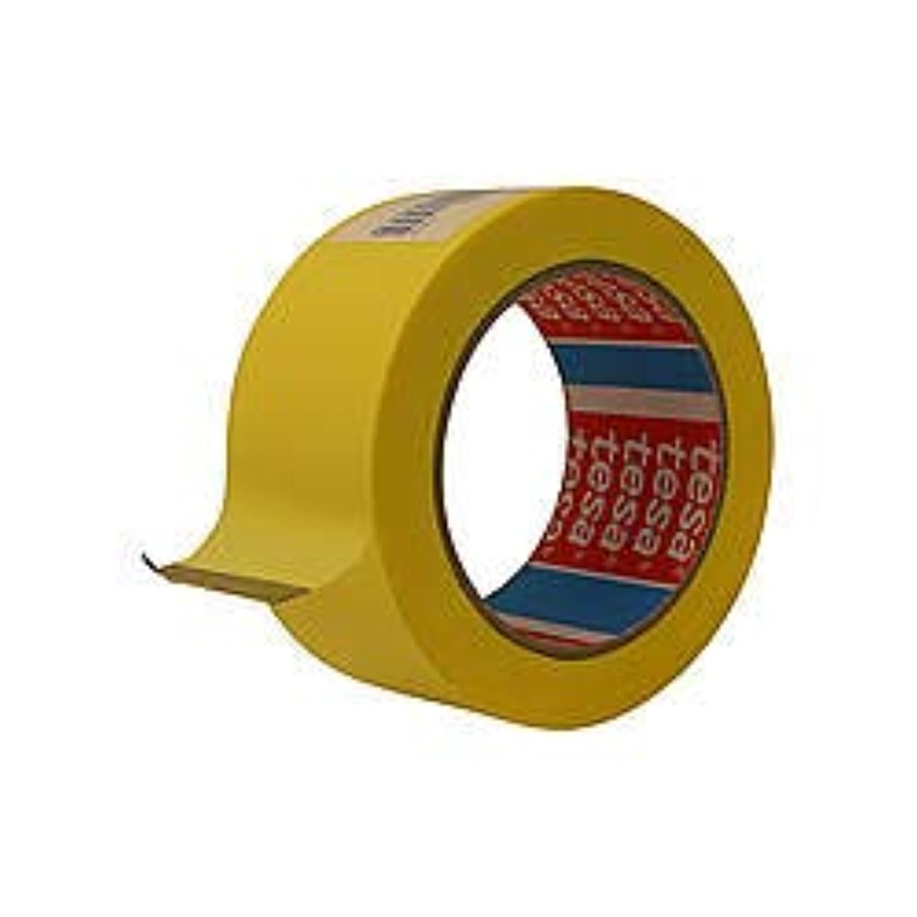 (6 Roll-Pack) Tesa 4334 48 MM x 55 M 250F Precision 8-Weeks Out-Door Masking Tape 3.5 Mil Equiv to 2 Inch