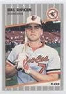 Billy Ripken Billy Ripken (Baseball Card) 1989 Fleer - [Base] #616.5