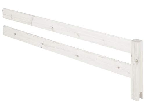 FLEXA Classic Vordere Absturzsicherung für Bett 190cm 80-01605-2