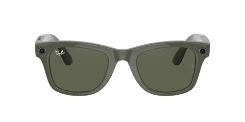 Ray-Ban Stories | Wayfarer Smart Glasses