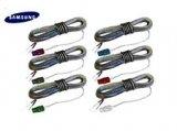 Samsung HT-XQ100, HT-Z310, HT-Q20RH, HTQ20RH Lautsprecherkabel Kabel mit Steckern x6 Minen