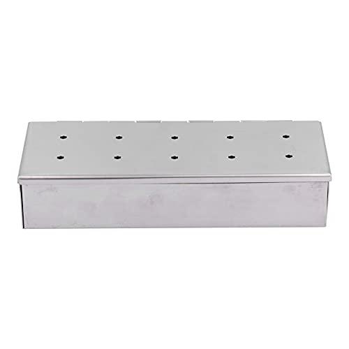 Räucherbox für Holzchips 10-Loch...