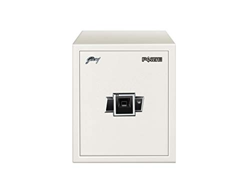 Godrej Security Solutions Forte 40 Biometric Safe (Free Demonstration)