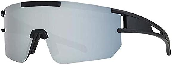 Litcom Fietsen Gepolariseerde Sport Zonnebril Voor Mannen Vrouwen voor Running Golf Rijden Uv400 Bescherming Winddicht Bril