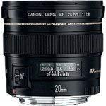 Canon EF 20mm f/2.8USM: 2509A010(2509A010) (Ricondizionato)