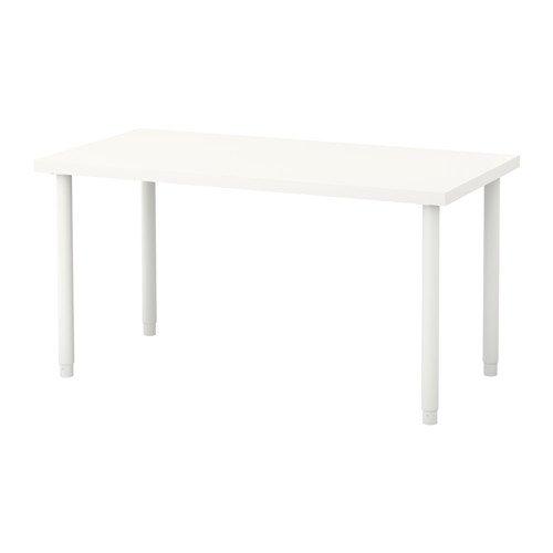 ZigZag Trading Ltd IKEA LINNMON OLOV - Tavolo bianco