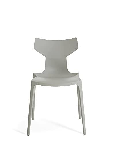 Kartell Re-Chair - Silla (50,5 x 79 x 49 cm), color verde