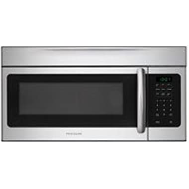 30  1.6 Cu. Ft. 1000W Over-the-Range Microwave Color: Stainless Steel