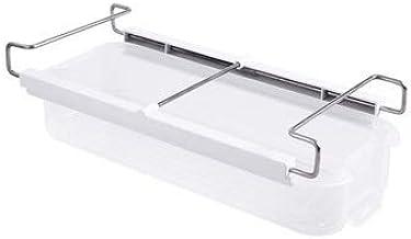 HUICHEN Drawer Type Refrigerator Storage Box Creative Compartment Rack Kitchen Fruit Vegetables Food Plastic Partition Cri...