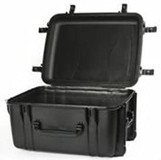 CVPKG Presents - Black Seahorse SE1220 case. With wheels. No foam - empty.